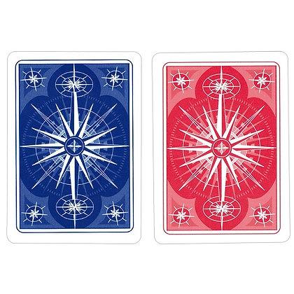 Star 100% Plastic Poker/Jumbo
