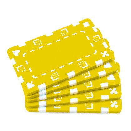 32G Clay Comp - Blank Yellow (5x)
