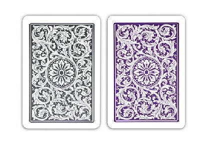 '1546 Elite' 100% Plastic Poker/Jumbo P/G