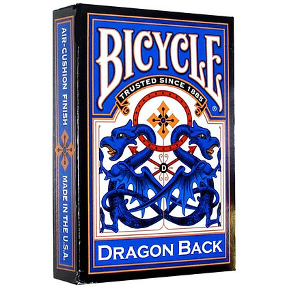 Dragon Back - Blue