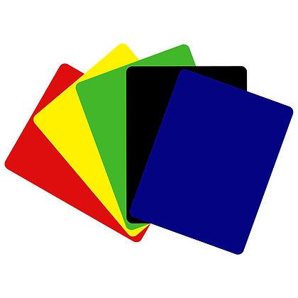 """Poker Size (2.5"""" x 3.5"""")"""