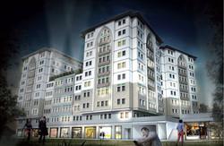 Basakşehir Yurt Projesi