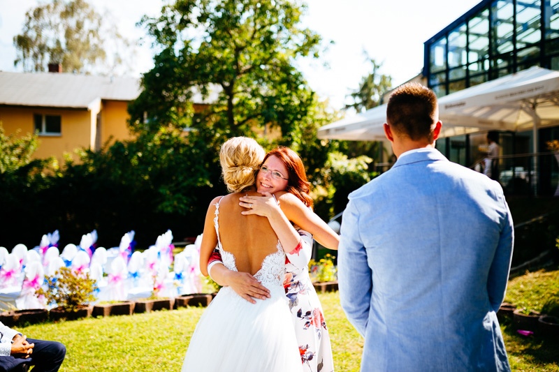 Hochzeitsrednerin Franziska