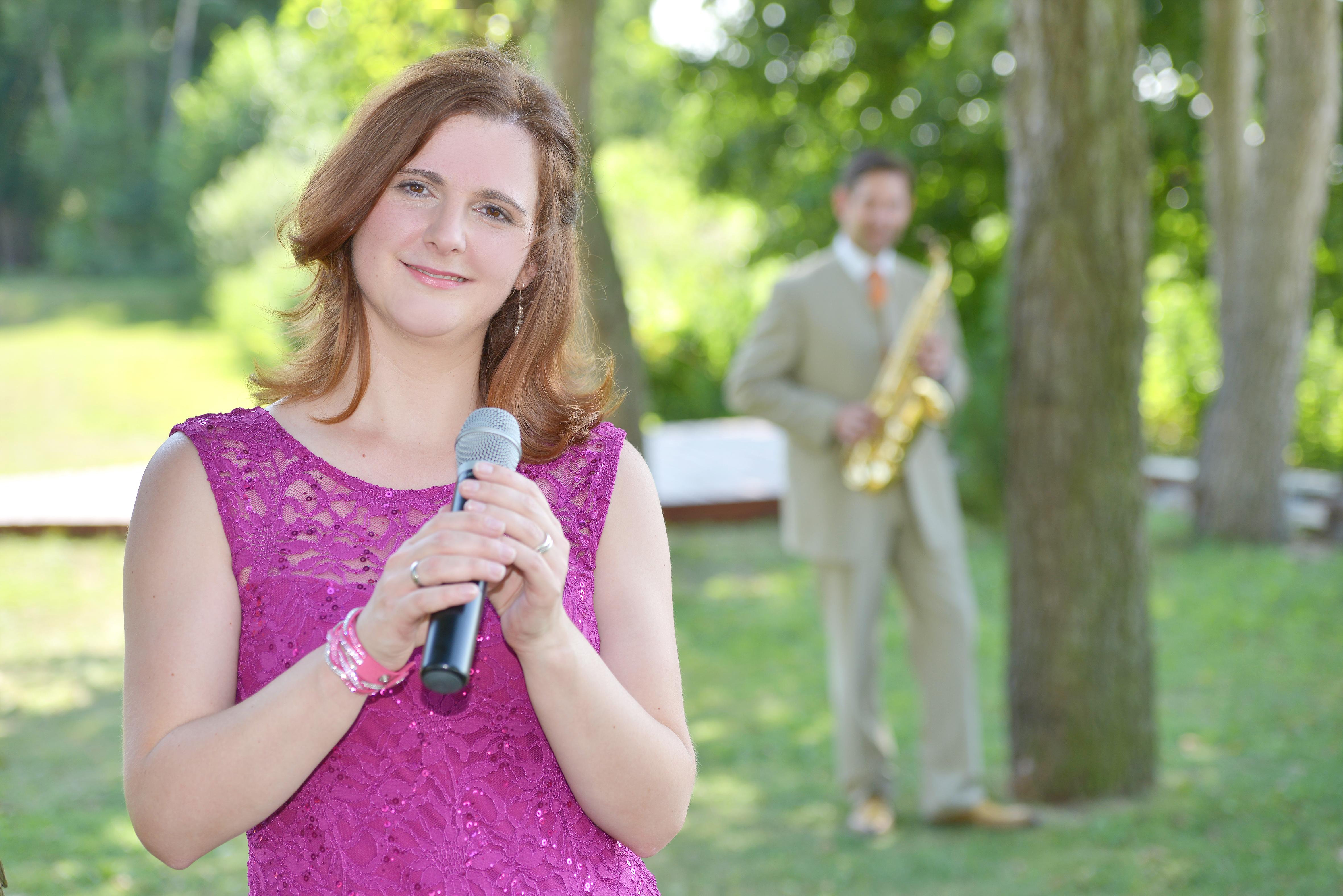 Duo Gesang + Saxophon & Klarinette