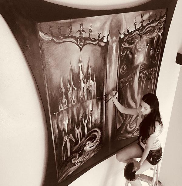 Cathryn Turk/Dreamscapes Tattoo/Dreamscapes Fine Art/ Best Female Tattoo