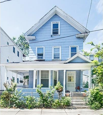 Blake's House in Southie
