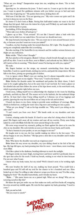 Sucker Punched Excerpt