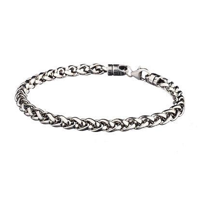 Bracelet Robespierre - argent massif 925