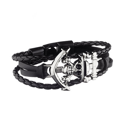 Bracelet Pigalle - cuir