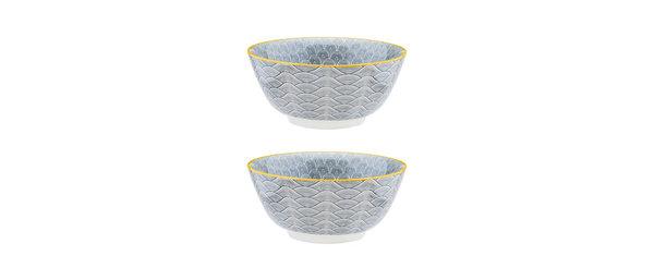 Bol petit-déjeuner Ø15cm Dune - 2 pièces - Collection ECLIPSE