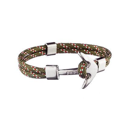 Bracelet Boulogne kaki