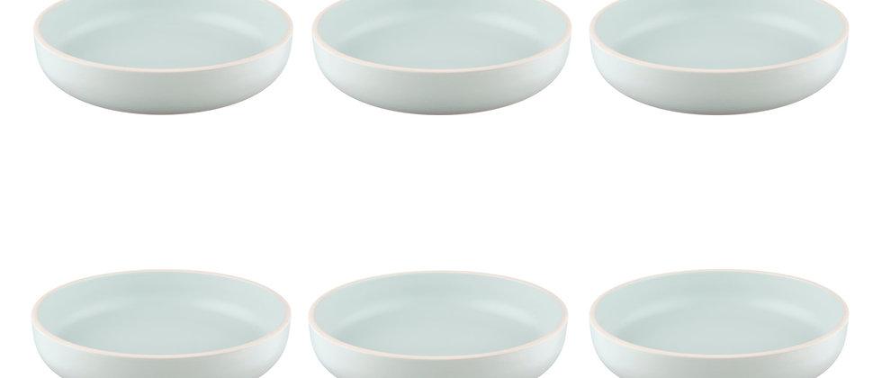Assiette creuse ORIGIN Ø22cm - 6 pièces - Pierre