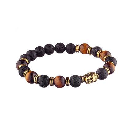 Bracelet Lecourbe - pierres naturelles