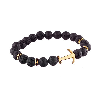 Bracelet Alésia - pierres naturelles