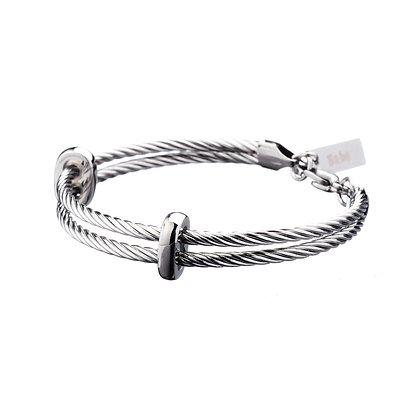 Bracelet Palais-Royal métal - acier