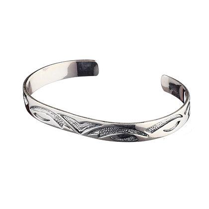 Bracelet Étoile - argent massif 925