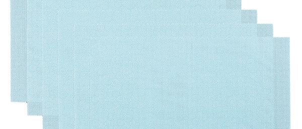 Set de table 45x30cm - 6 pièces - Swirl Color