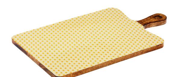 Planche de service en bois de manguier 27x48cm - Star Color