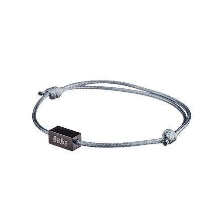 Bracelet Pont Marie gris