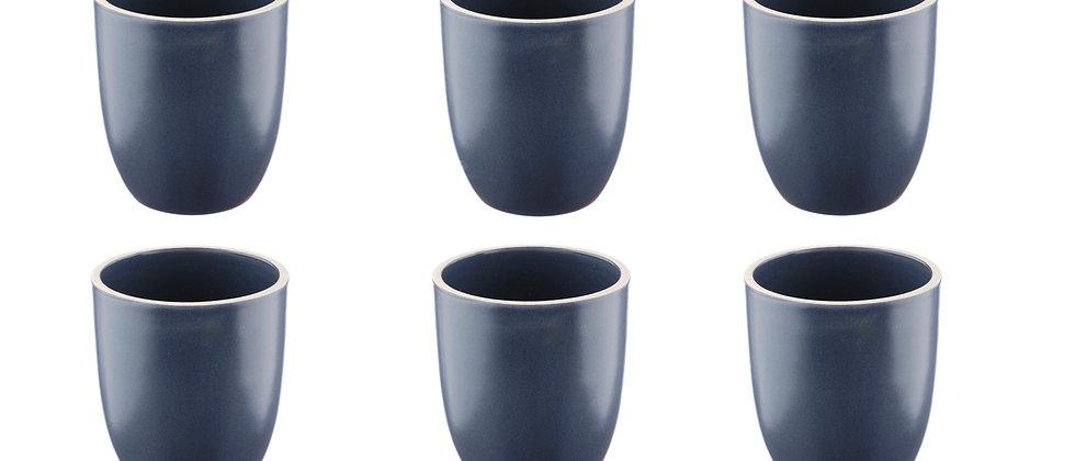Mug ORIGIN 20cl - 6 pièces - Basalte