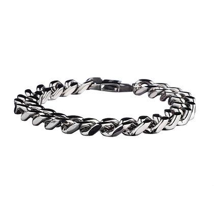 Bracelet Olympe métal - acier