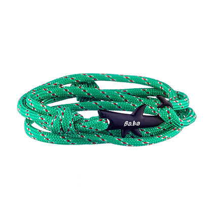Bracelet Kléber vert
