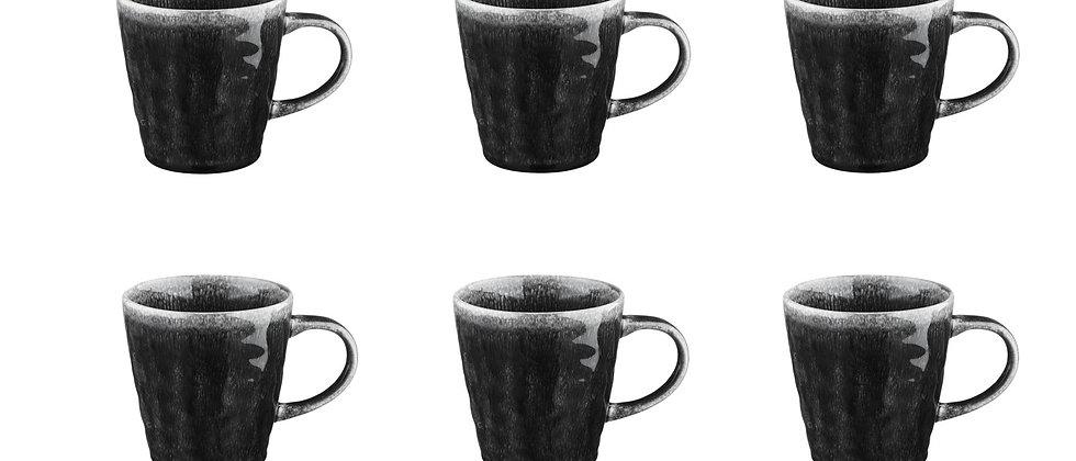 Mug MOON 40cl - 6 pièces - Encre