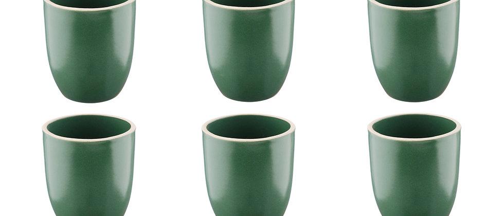 Mug ORIGIN 20cl - 6 pièces - Sapin