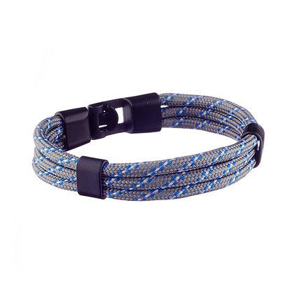 Bracelet Brochant gris