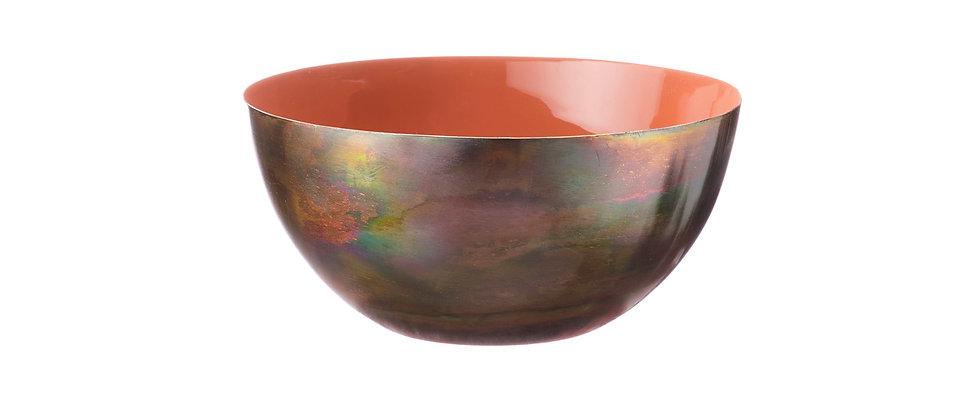 Saladier en métal Ø20cm - Terracotta