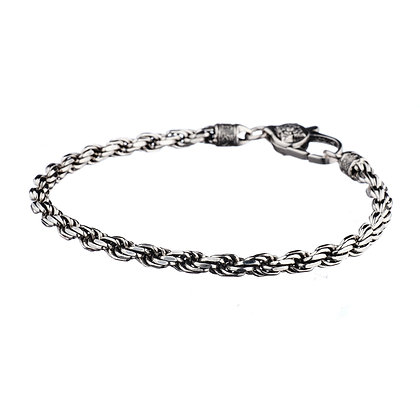 Bracelet Botzaris - argent massif 925