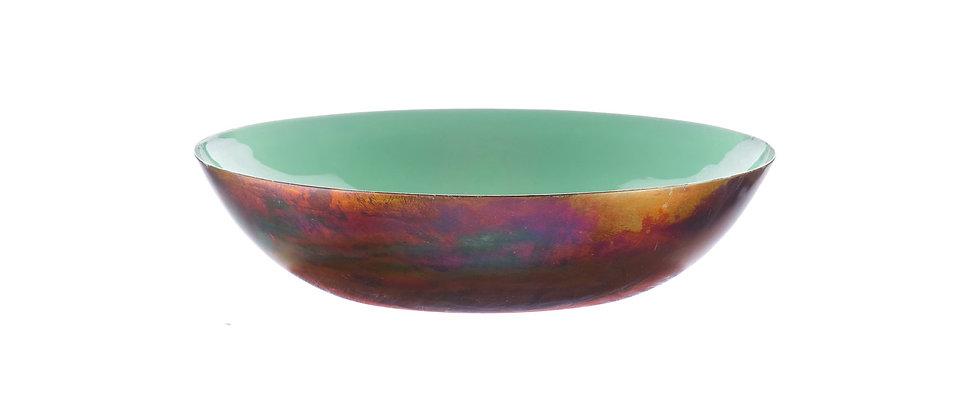 Corbeille à fruits en métal Ø25cm - Jade
