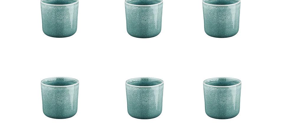 Mug MAGMA 20cl - 6 pièces - Cobalt