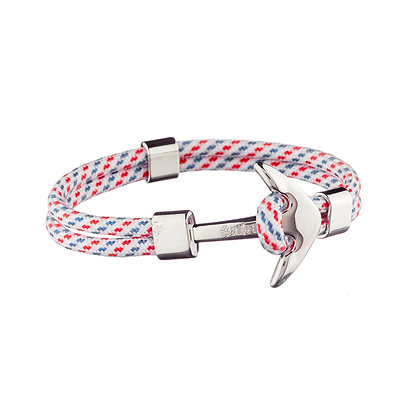 Bracelet Boulogne blanc