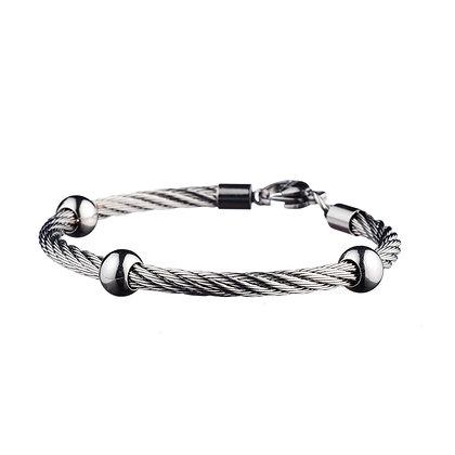 Bracelet Malakoff métal - acier