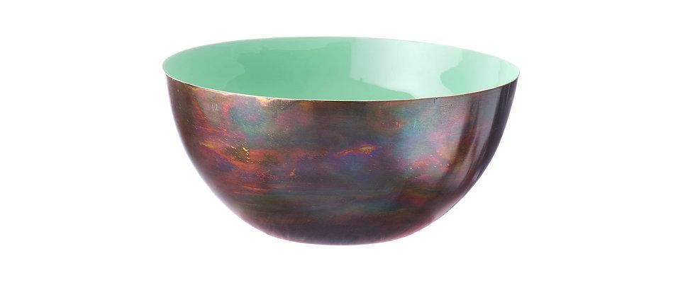 Saladier en métal Ø20cm - Jade
