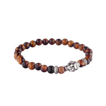 Bracelet Oberkampf - pierres naturelles