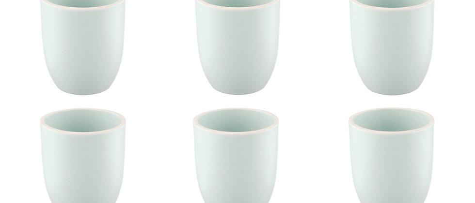 Mug ORIGIN 20cl - 6 pièces - Pierre