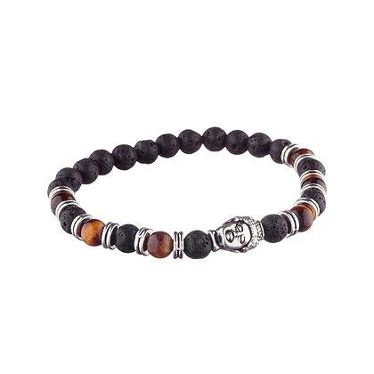 Bracelet Temple - pierres naturelles