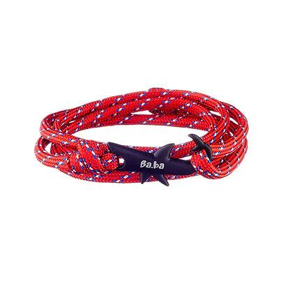 Bracelet Kléber rouge