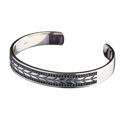 Bracelet Saint-Cloud - argent massif 925