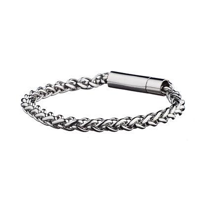 Bracelet Sabin métal - acier