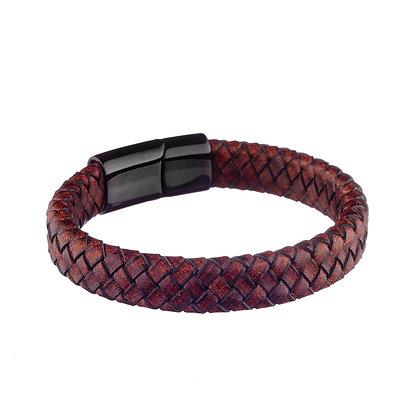 Bracelet Pernety - cuir