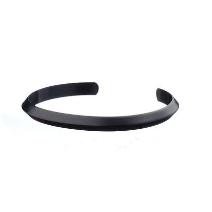 Bracelet Javel noir - acier