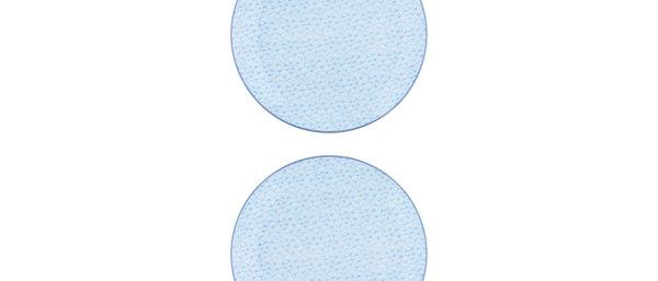 Assiette plate Ø26cm Jungle - 2 pièces - Collection PASTEL