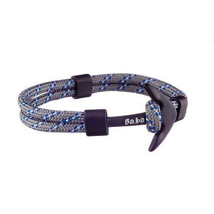 Bracelet Boulogne gris