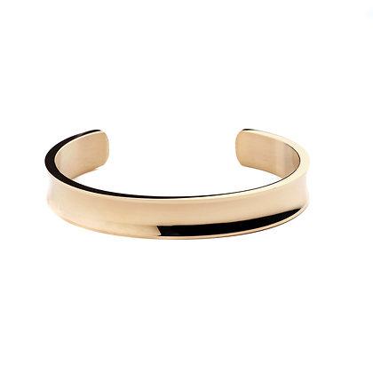 Bracelet Peletier doré - acier