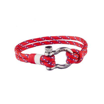 Bracelet Duroc rouge