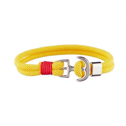 Bracelet Bercy jaune