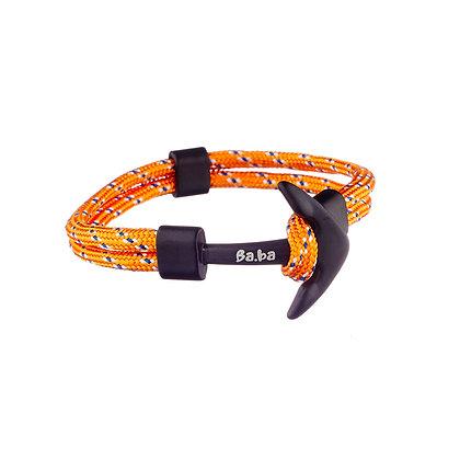 Bracelet Boulogne orange